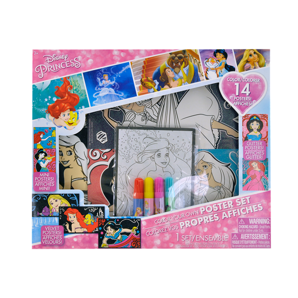 Coloring Sets – Peachtree Playthings