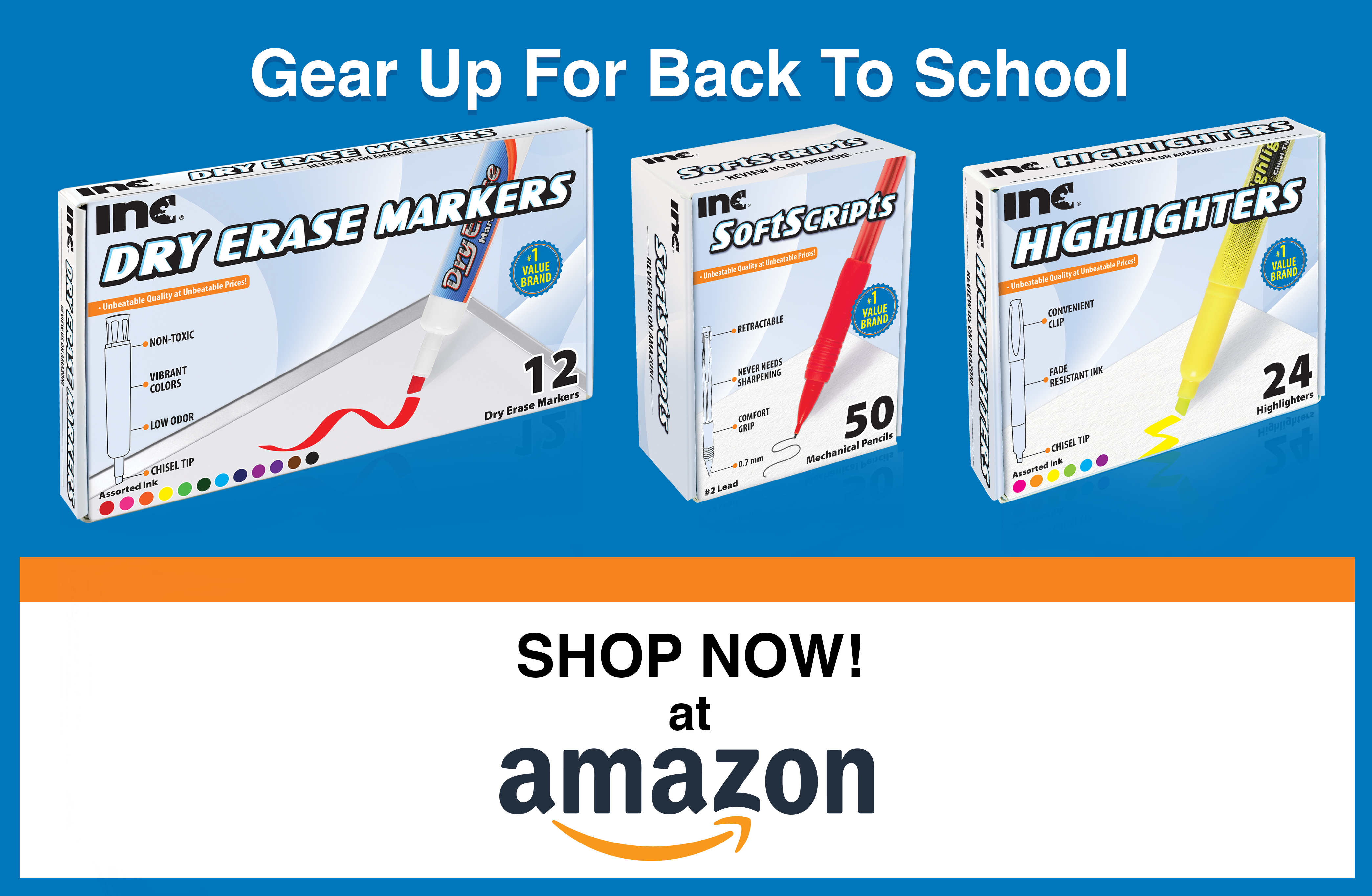 Back to school with Inc